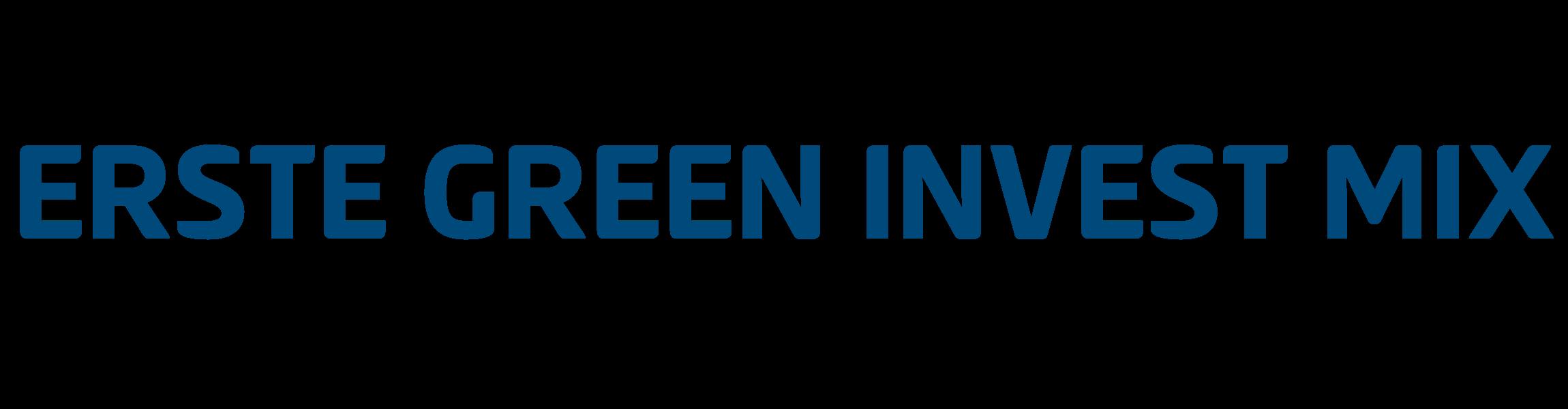ERSTE GREEN INVEST MIX