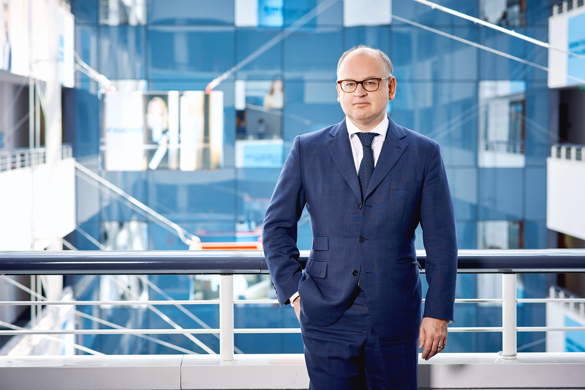 Bernhard Spalt to succeed Andreas Treichl as CEO from January 2020