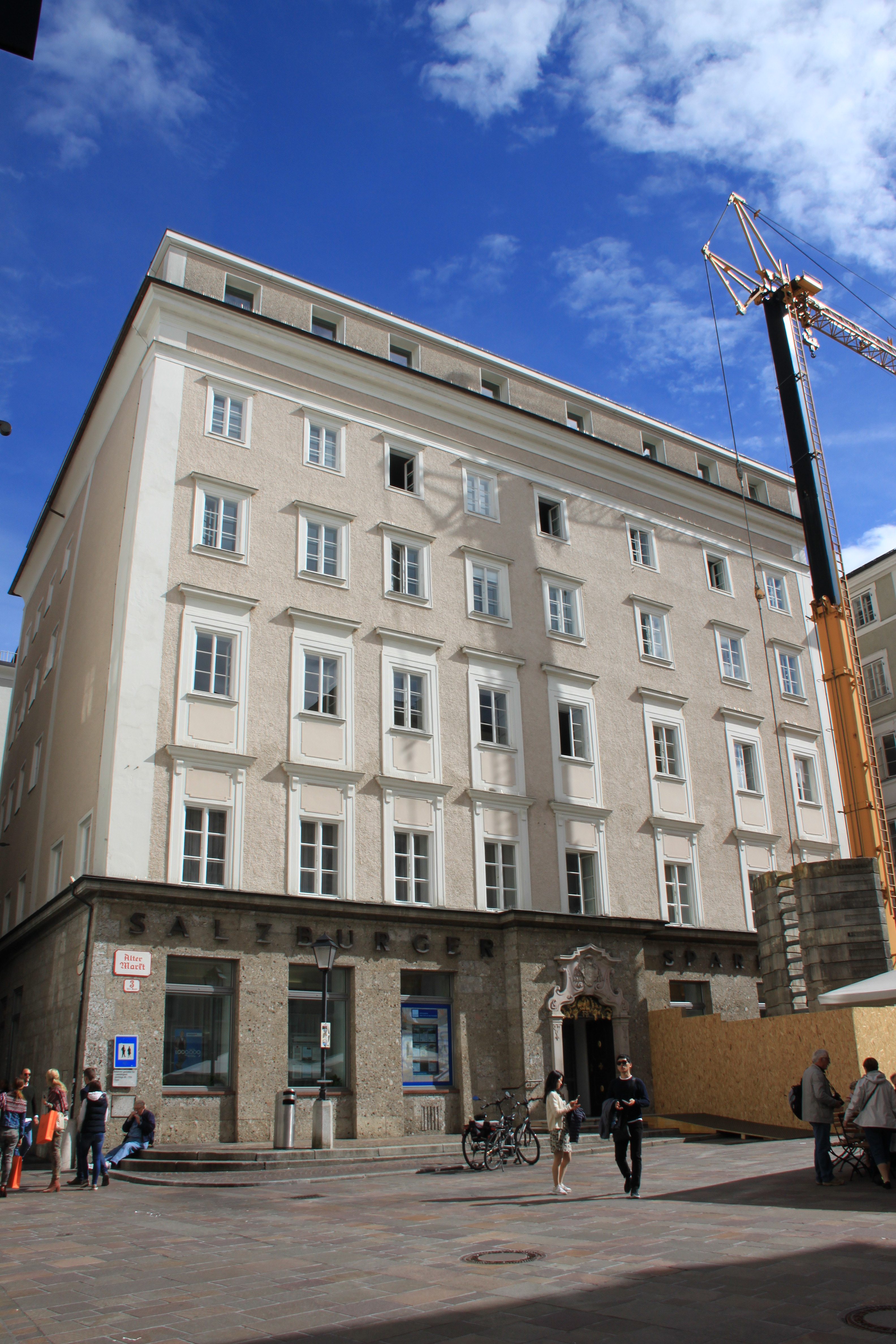 Sparkasse Salzburg