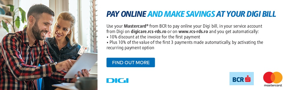 Mastercard DIGI Campaign
