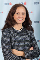 Dana Demetrian, Vicepresedinte Retail si Private Banking BCR