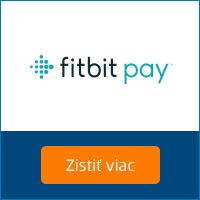 Fitbit Pay Zistiť viac