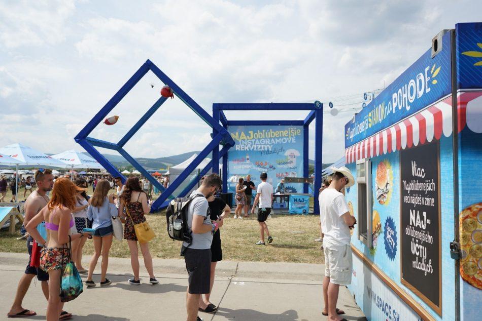 Návštevníci na Pohode vybrali z bankomatov takmer pol milióna eur