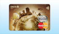 MasterCard Gold debit card